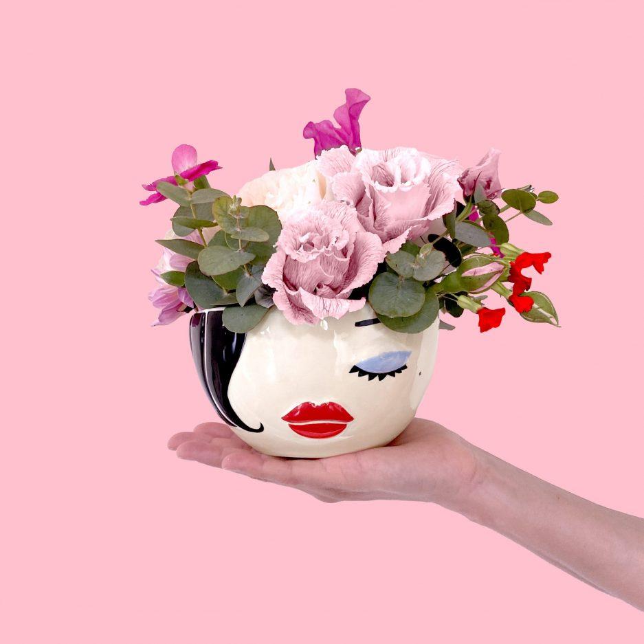 vaso di design